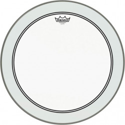 Remo Powerstroke 3 P3-1322-C2 Clear 22""