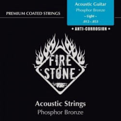 Fire & Stone Coated Acoustic Light 12-53