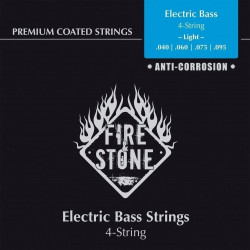 Fire & Stone Elbassträng Nickel Alloy 40-95