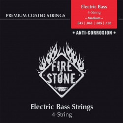 Fire & Stone Elbassträng Nickel Alloy 45-105