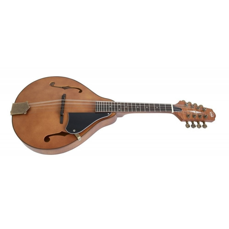 Tennessee Mandolin Line A - Antique Open pore, semi-gloss