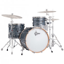 Gretsch Renown - Silver Oyster pearl